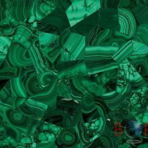 Green Malachite Borga Marmi