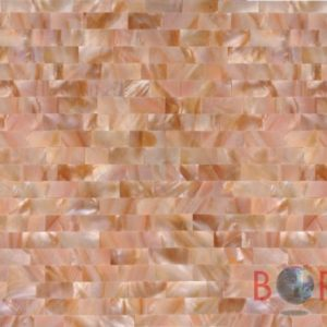 Pink Mother of Pearl LB Borga Marmi