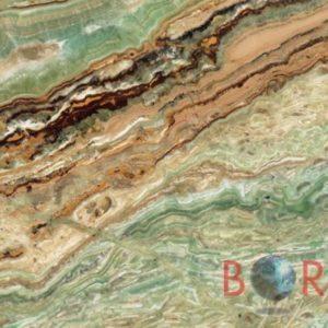 Onice Smeraldo VC Borga Marmi