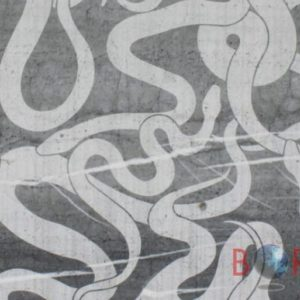Blue de Savoie Snake Borga Marmi