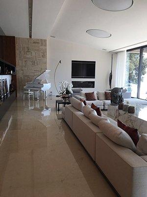 Ultimi cantieri - Villa Amankora Borga Marmi 20