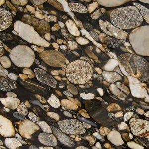 Black Mosaic Borga Marmi 1