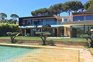 Ultimi cantieri – Villa Cacciabue- Antibes- Borga Marmi 1