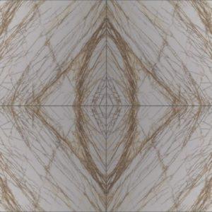 Thassos Golden Borga Marmi 1
