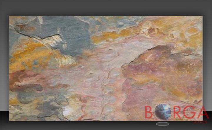 Ardesia Multicolor Borga Marmi 2