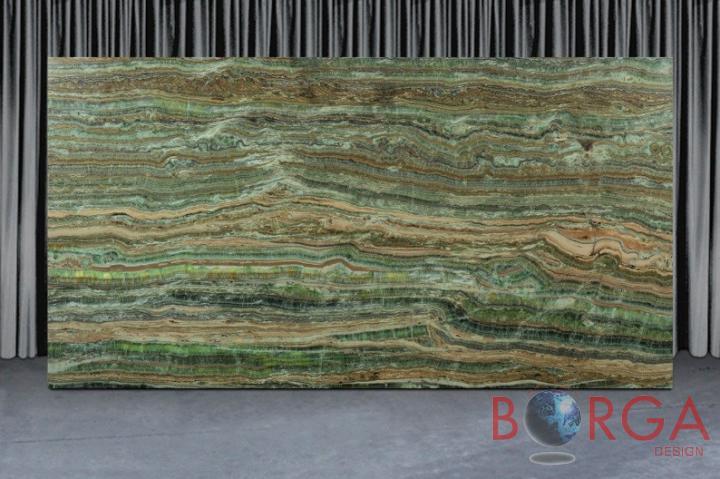 Onice Smeraldo VC Borga Marmi 2