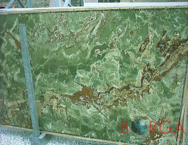 Onyx Green Borga Marmi 2