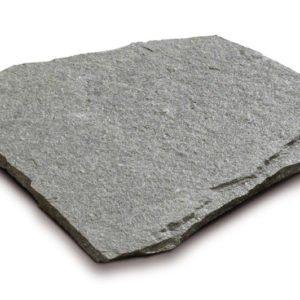 Borga Marmi Pavimenti Opus Incertum quarzite argento