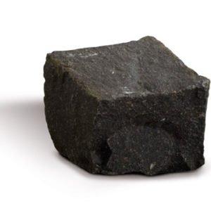 borga marmi cubetti pavè basalto nero