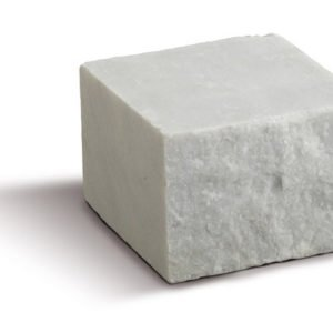 borga marmi cubetti pavè bianco carrara