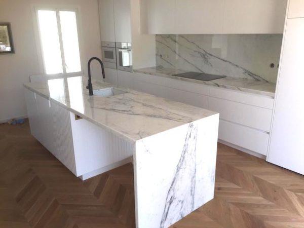 piani in marmo cucine rivestimenti marmo cucina borga design